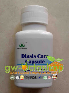 Green World Diasis Care Capsule