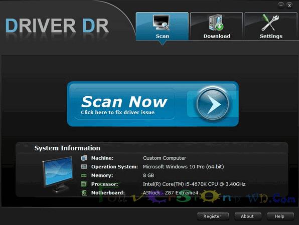 Driver DR Full Version