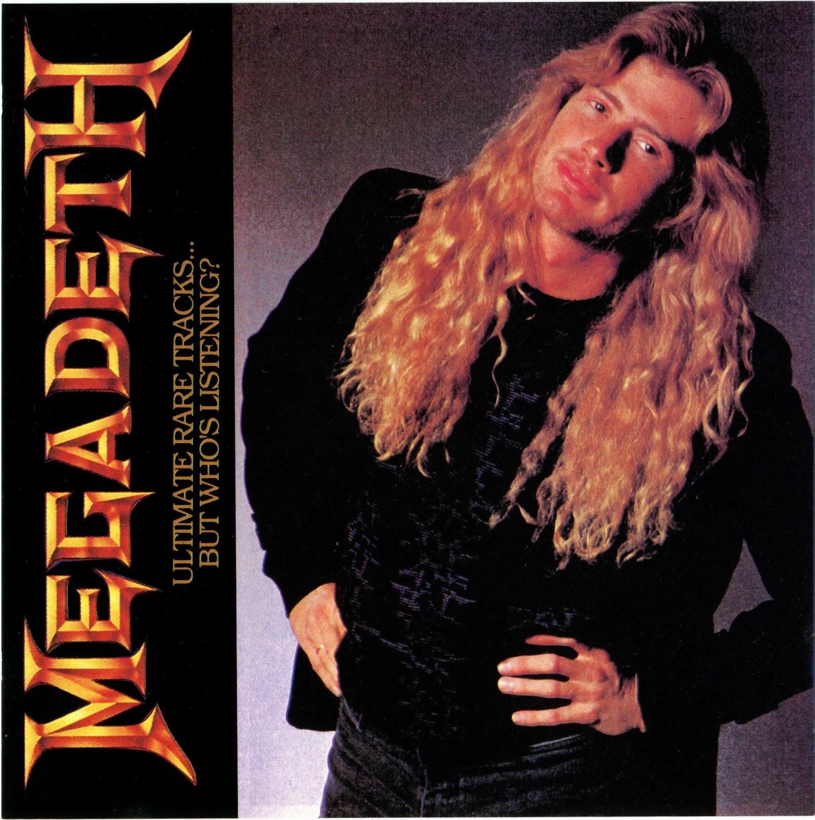 heavyrock bootlegs megadeth19841987 ultimate rare