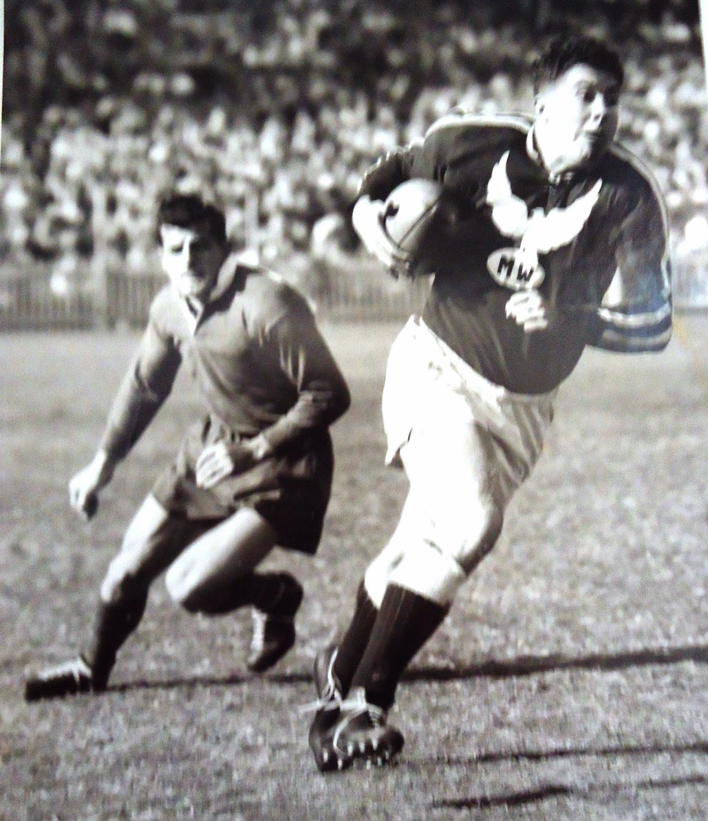 Manly-Warringah Rugby League Teams 1950's And Early 1960's