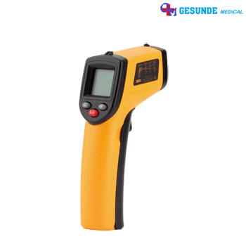 Termometer Digital Model Tembak GM-320