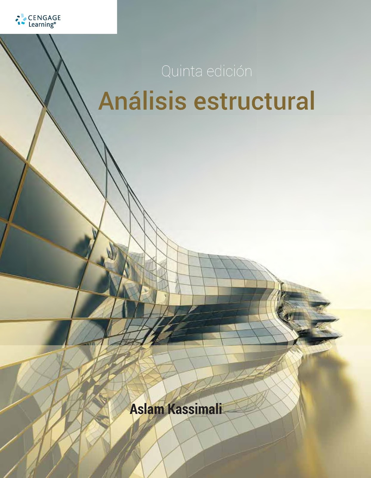 Análisis estructural, 5ta Edición – Aslam Kassimali