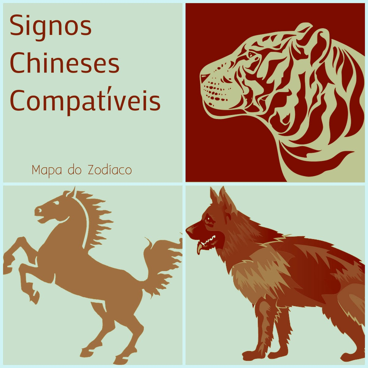 signos chineses mais compativeis