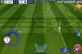 Download DLS 19 V6.02 UEFA Champions League APK OBB Mod by Pietro