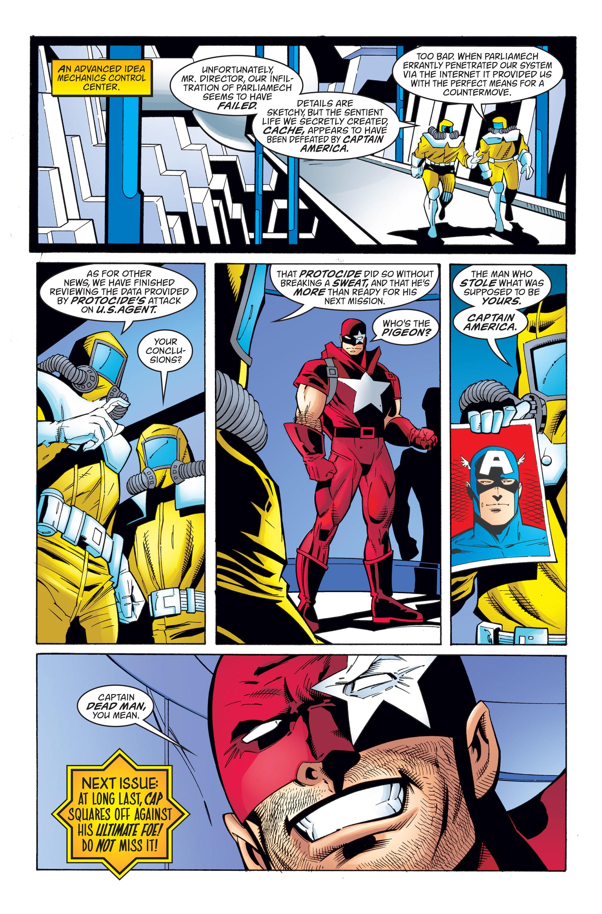 Captain America (1998) Issue #34 #40 - English 23