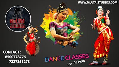 Dance Studio in Hyderabad