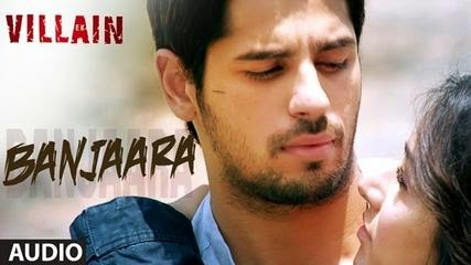 Banjaara Song Lyrics English Translation Ek Villain Movie