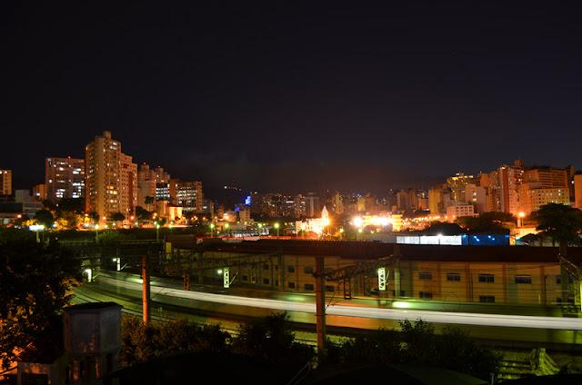 Noite em Belo Horizonte