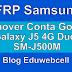 Esquema Elétrico Samsung Galaxy J5 4G Duos SM-J500M - Manual de Serviço