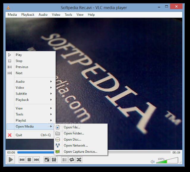 تحميل برنامج مشغل الفيديو للكمبيوتر مجانا VLC media player 2.2.2