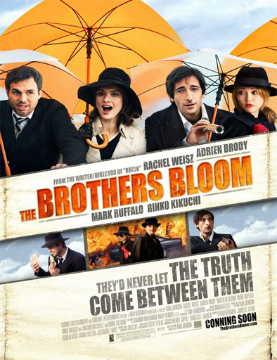 Ver Los hermanos Bloom (The Brothers Bloom) (2008) Online