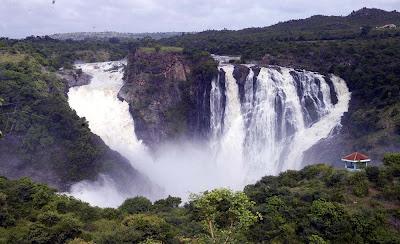 Cataratas de Shivanasamudra – Índia