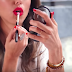 How To Create A Blurred Red Lip
