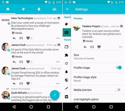 Aplikasi Smartphone Terbaik Untuk Memudahkan Kegiatan Twitter Anda!