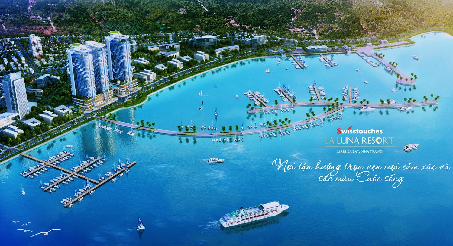 La Luna Nha Trang - Sự lựa chọn hàng đầu của nhà đầu tư