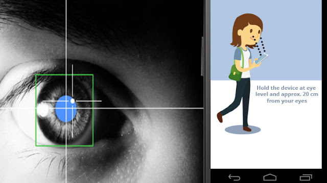 A software Will Soon Control Smartphone With Eyes