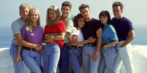 film serial barat era 90-an, beverly hills 90210
