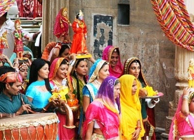 gangaur-festival