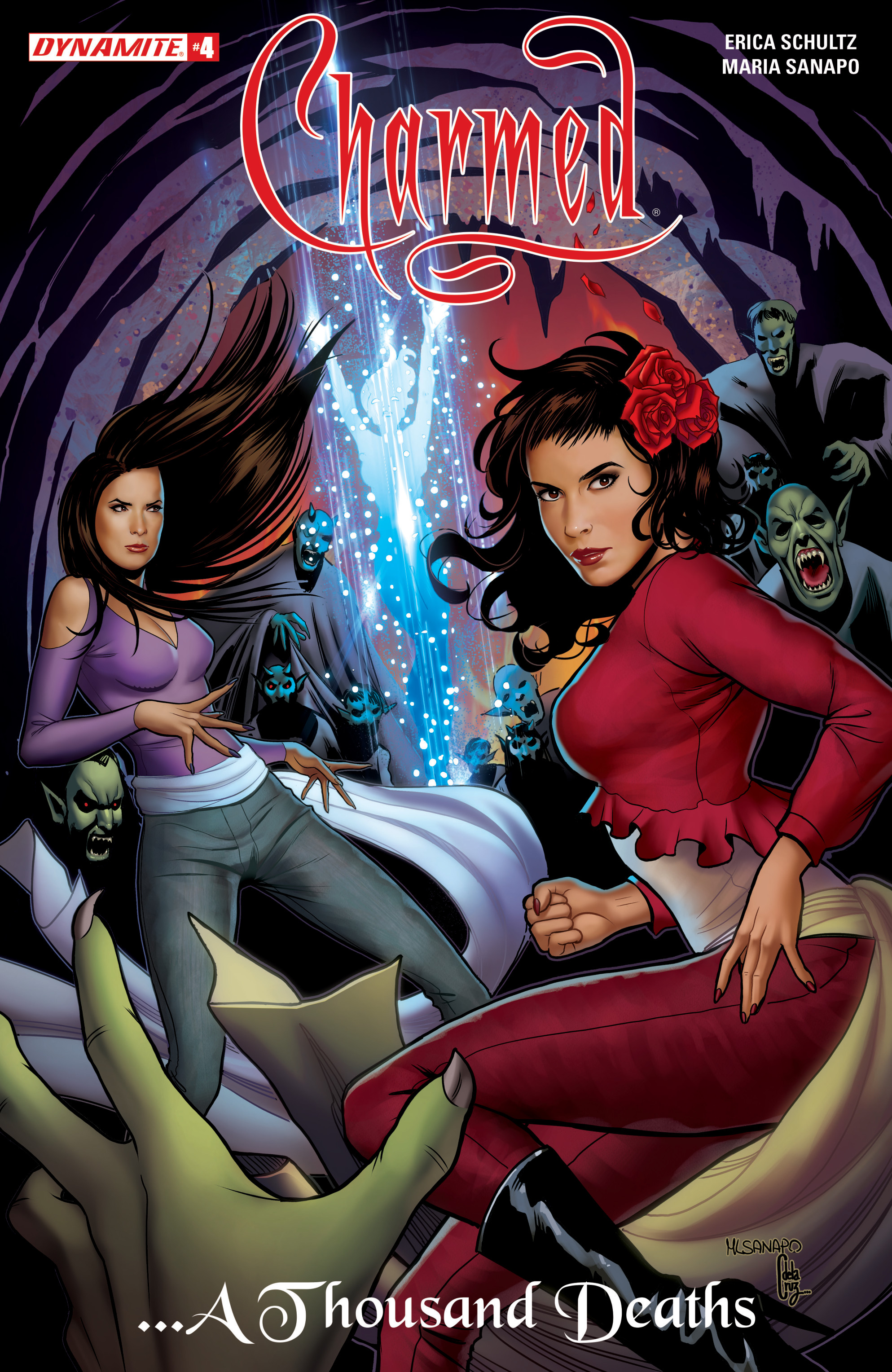 Read online Charmed (2017) comic -  Issue #4 - 2