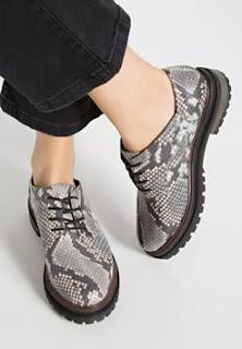 nuove scarpe stringate donna: il modello di Aldo su Zalando