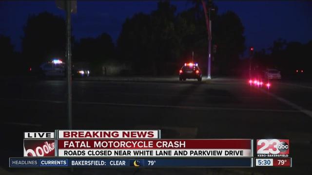 Fresno Visalia Bakersfield Accidents: 2015