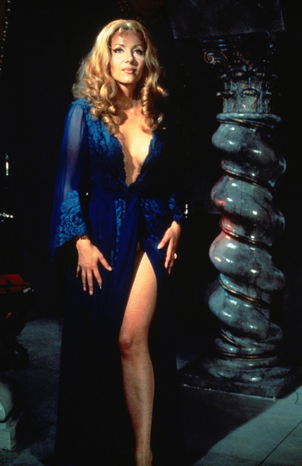 Ingrid Pitt as Countess Elisabeth Nodosheen in Countess Dracula