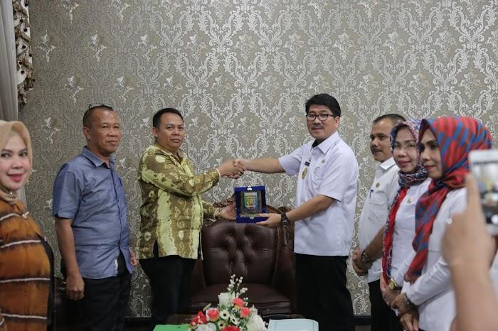 DPRD Tapin Kalsel Contoh Lampung, Bentuk Badan Layanan Pengadaan Barang dan Jasa