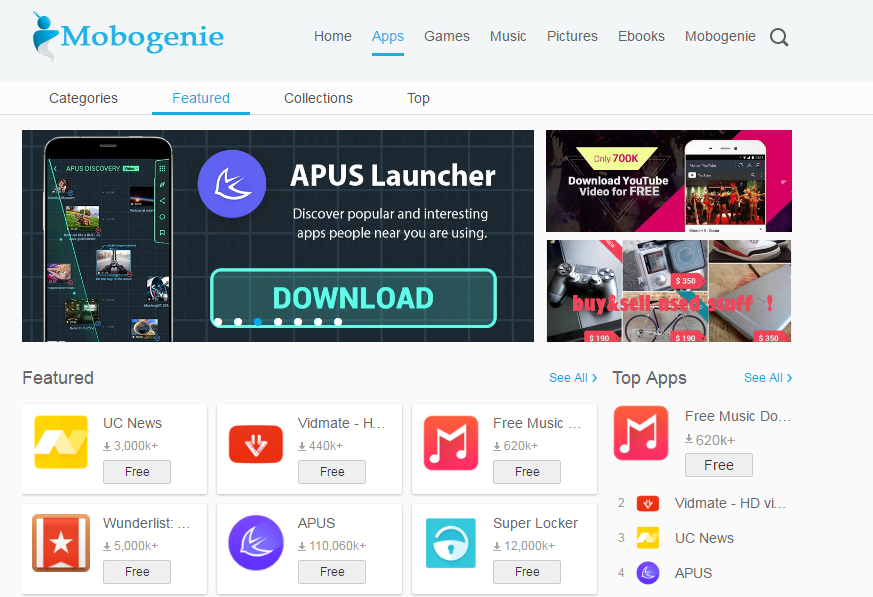 Mobogenie 101 Working Apk Download For Android official