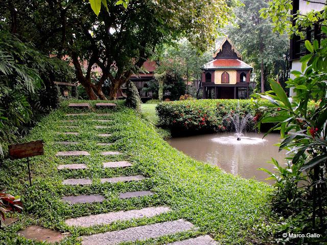 MUSEO SUAN PAKKAD PALACE. Bangkok. Tailandia
