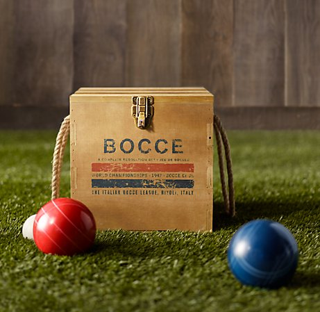 Entertaining Ideas Party Game On Bocce Ball