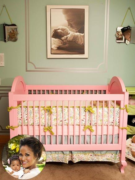 Bluebuggy A Baby Blog More Celebrity Baby Nurseries