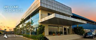 Informasi Lowongan Kerja Karawang PT Asia Citra Pratama (ACP)