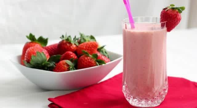 Resep Jus Strawberry Kombi Jeruk Lemon