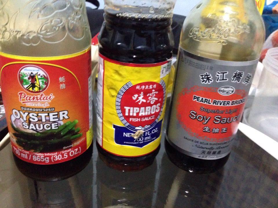 Lia 39 s food journey moo yang plus nam jim jaew dipping sauce for Tiparos fish sauce