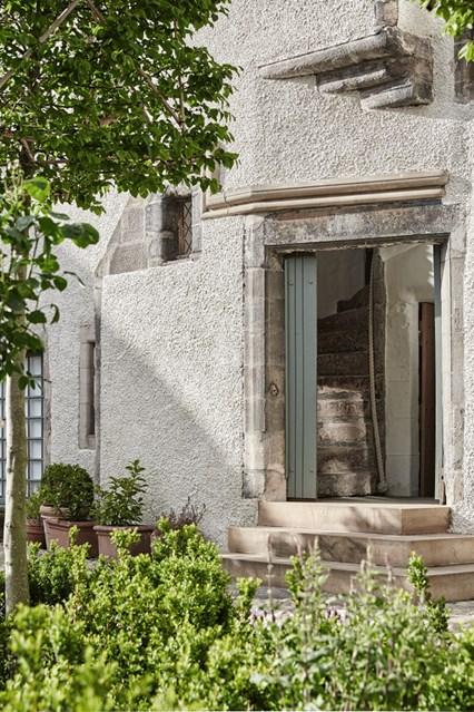 Современные дома. Реконструкция старого дома в Шотландии