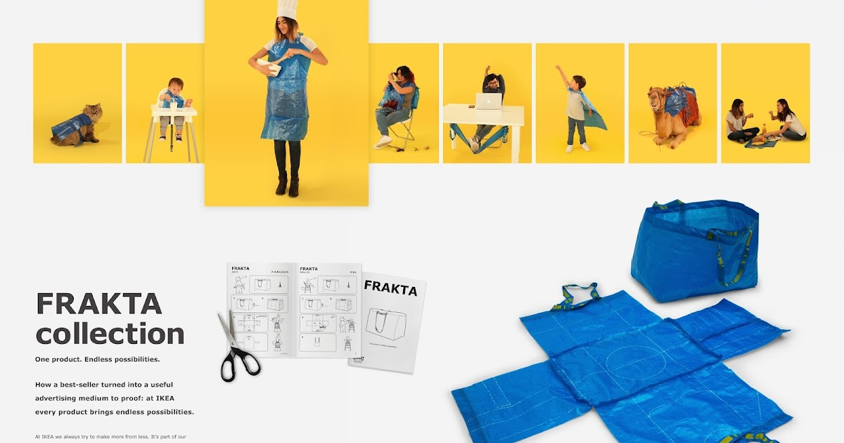 Thief of time ikea frakta collection for P o style architecture