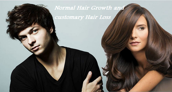 Normal Hair Growth and customary Hair Loss