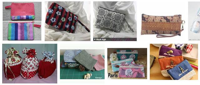 konveksi jasa pembuatan pouch (dompet) murah di kebayoran jakarta selatan