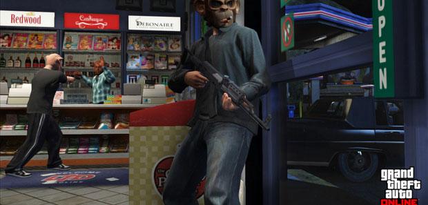 GTA Online Faster Robberies Tip