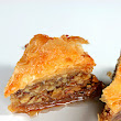 Baklava, delicious Dessert with Walnuts