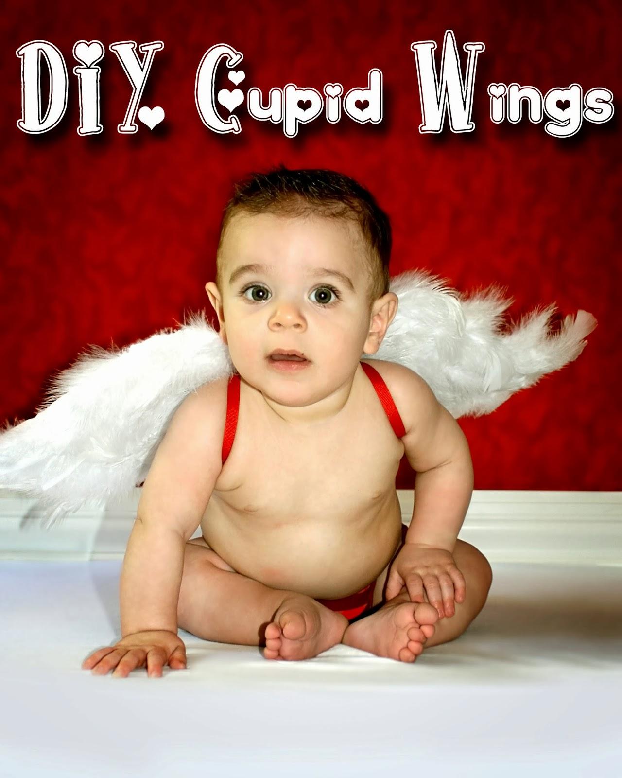 ADCD Designs: Cupid Wings Tutorial