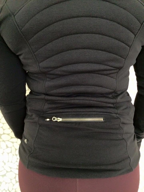 lululemon fleece-out-jacket black