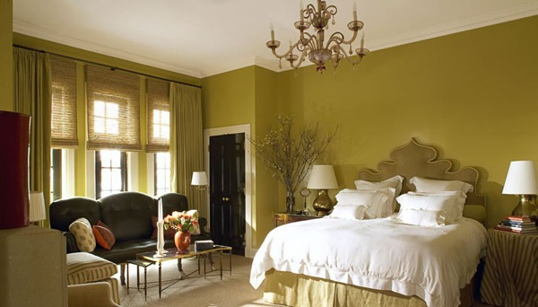 Ide Warna-Warna Indah untuk Kamar Tidur