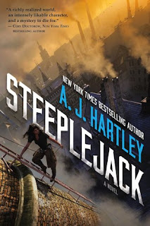 Steeplejack by AJ Hartley