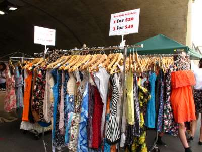 The Cube Kirribilli Art Design Market And Fashion Market