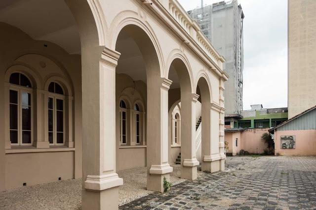 Palácio da Liberdade, em Curitiba