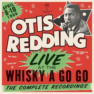 Otis Redding's Live At The Whiskey A Go Go