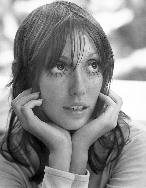 18 Beautiful Photographs Of A Young Shelley Duvall From