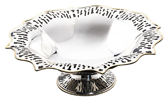 Frazer and Haws - BOWL (PLATED) RS,7000