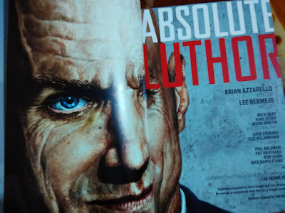 Absolute Luthor comics